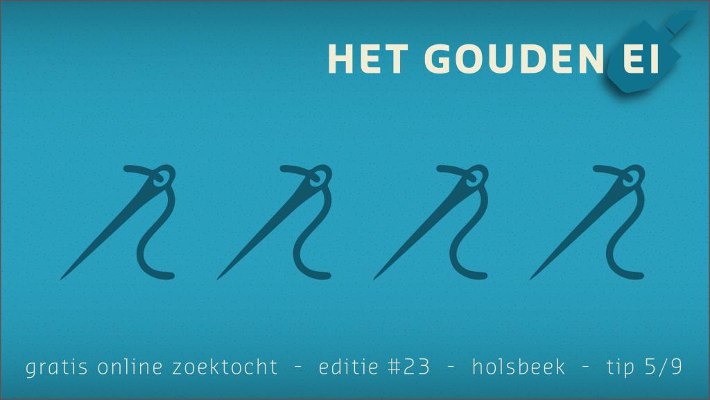 Tip 5 van Het Gouden Ei van Holsbeek