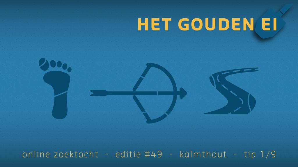 Tip 1 van Het Gouden Ei van Kalmthout